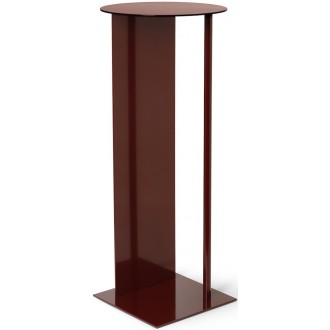 Place Pedestal - glossy red...