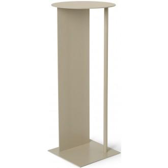 Place Pedestal - cashmere mat