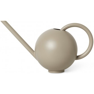 Orb watering can - cashmere