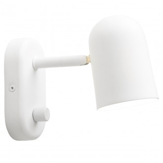 white - Buddy wall lamp