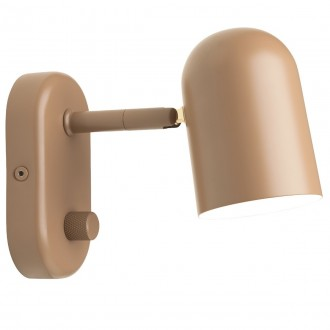 warm beige - Buddy wall lamp