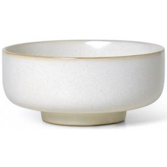 cream Sekki - salt jar -...