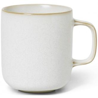 cream Sekki - mug - Ø7.5 x...