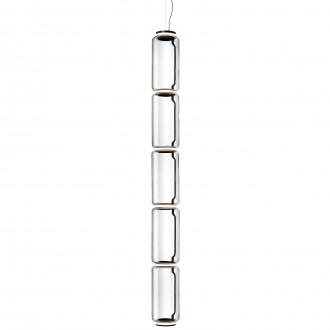 5 high cylinders - pendant...