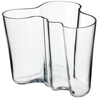 vase Aalto 120mm, transparent