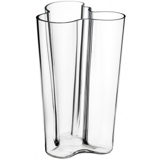 Aalto vase 251mm, clear