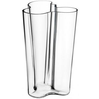 vase Aalto 251mm, transparent