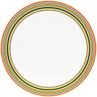 Ø26cm - Origo orange plate