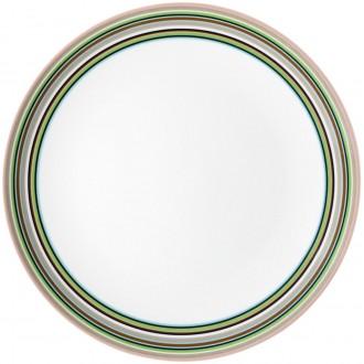 Ø26cm - Origo beige plate