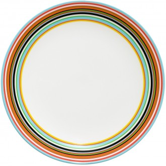 Ø20cm - Assiette Origo orange