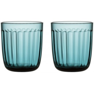 2x tumbler 26cl - sea blue...