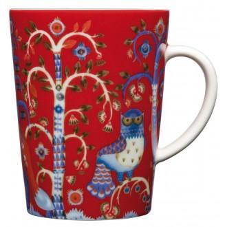 0.4 l - Taika red mug