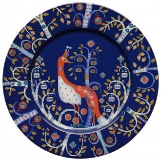 Ø22cm - Taika blue plate