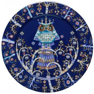 Ø27cm - Taika blue plate