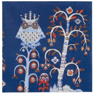 33x33cm - Taika blue paper...