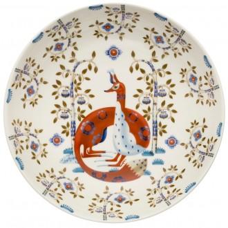 Ø22cm - Taika white deep plate
