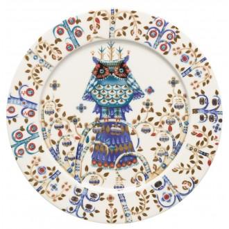 Ø27cm - Taika white plate