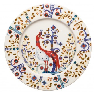 Ø22cm - Taika white plate