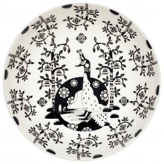 Ø22cm - Taika black deep plate