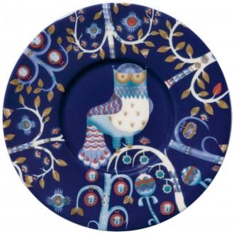 Ø15cm - sous-tasse Taika bleue