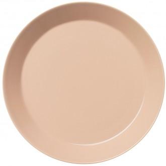 Ø17cm - assiette Teema rose...