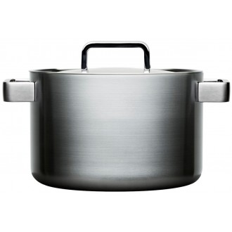 8L - casserole with lid -...
