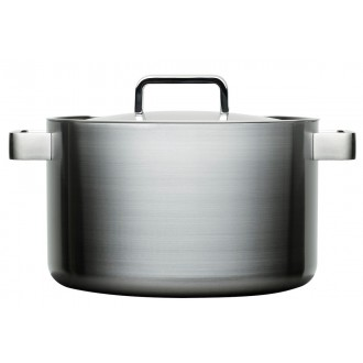 5L - casserole with lid -...