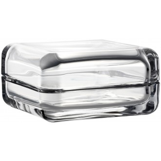 108x108mm - Clear Vitriini box