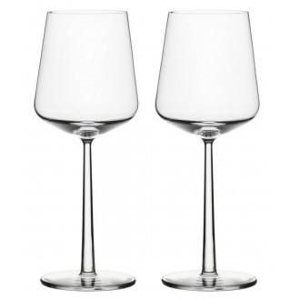 45cl - 2x verre à vin rouge...