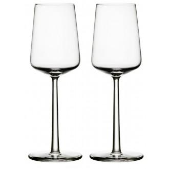 33cl - 2x verre à vin blanc...
