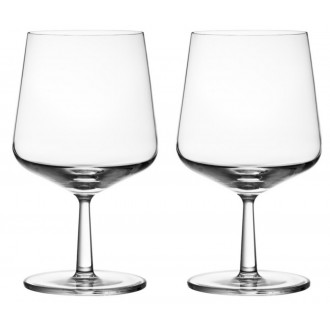 48cl - 2x beer glass Essence