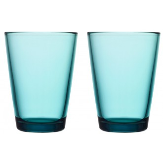 40cl - 2 x verres Kartio...