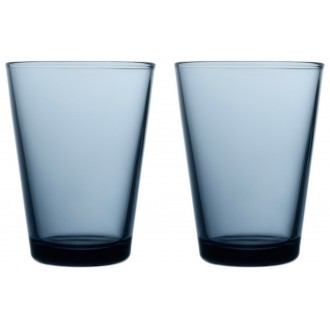 40cl - 2 x Kartio rain glass