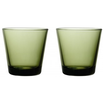 21cl - 2 x verres Kartio...