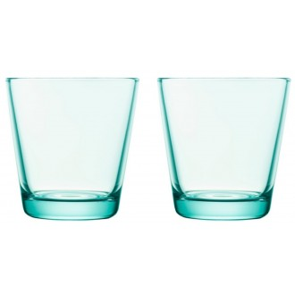 21cl - 2 x Kartio water green