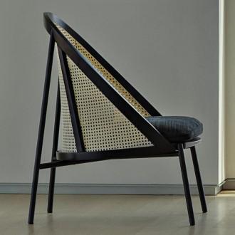 fauteuil Loïe - frêne peint...