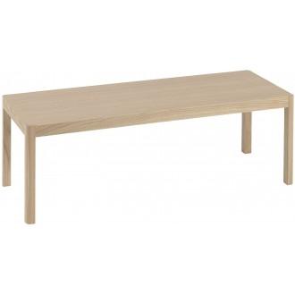 120 x 43 cm - chêne - table...
