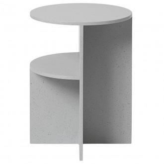 table point Halves - gris...