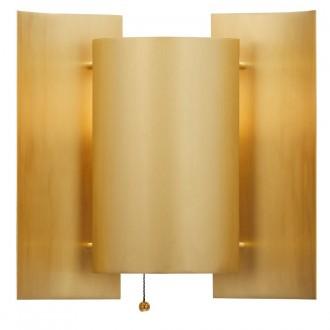 brass - Butterfly wall lamp