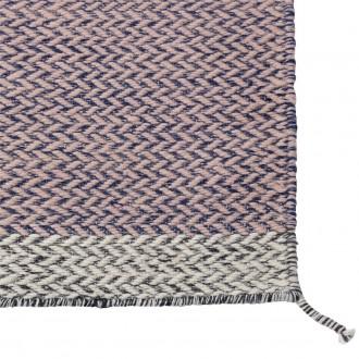 240x170cm - pink - Ply rug