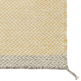 85x140cm - yellow - Ply rug