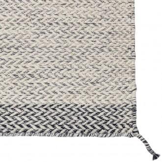 85x140cm - off white - Ply rug