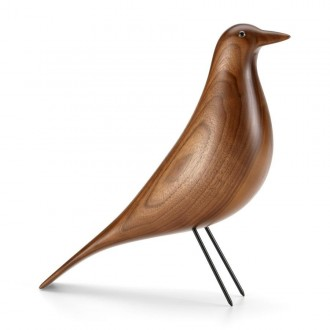 Eames House Bird - noyer -...