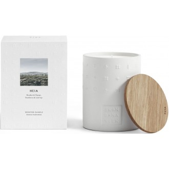 scented candle - Heia