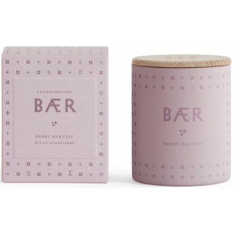 scented candle - Baer