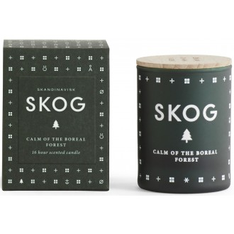 mini scented candle - Skog