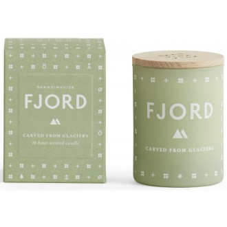 mini scented candle - Fjord