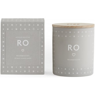 SOLD OUT - scented candle - Ro