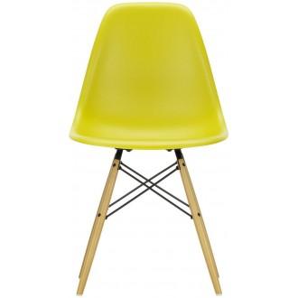 DSW chair plastic - mustard...