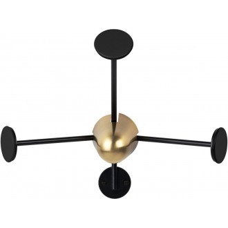 black - coat rack Matégot